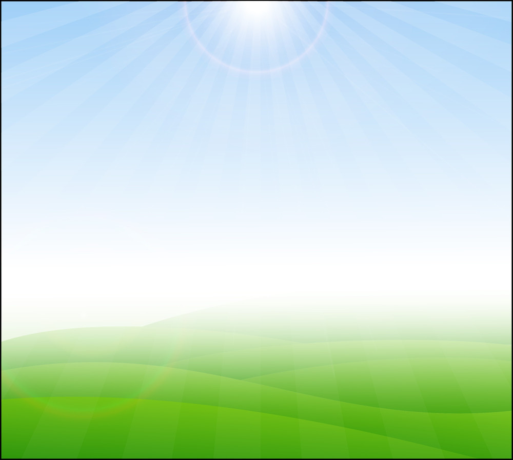 Sunburst Landscape