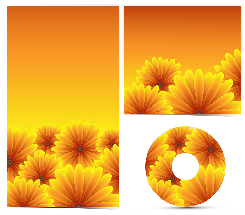 Sunflower Backgrounds