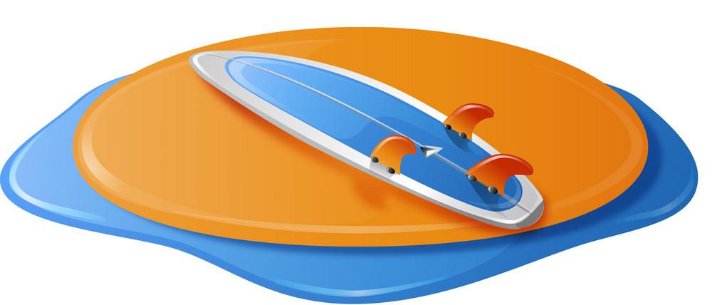 Surfboard Island Itravel