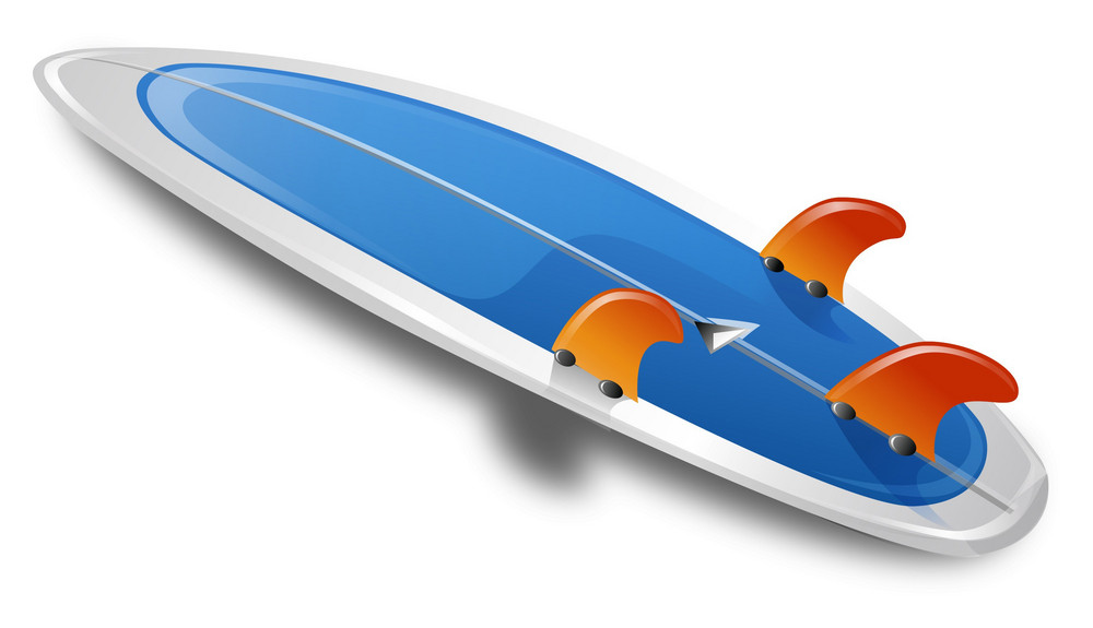 Surfboard Itravel