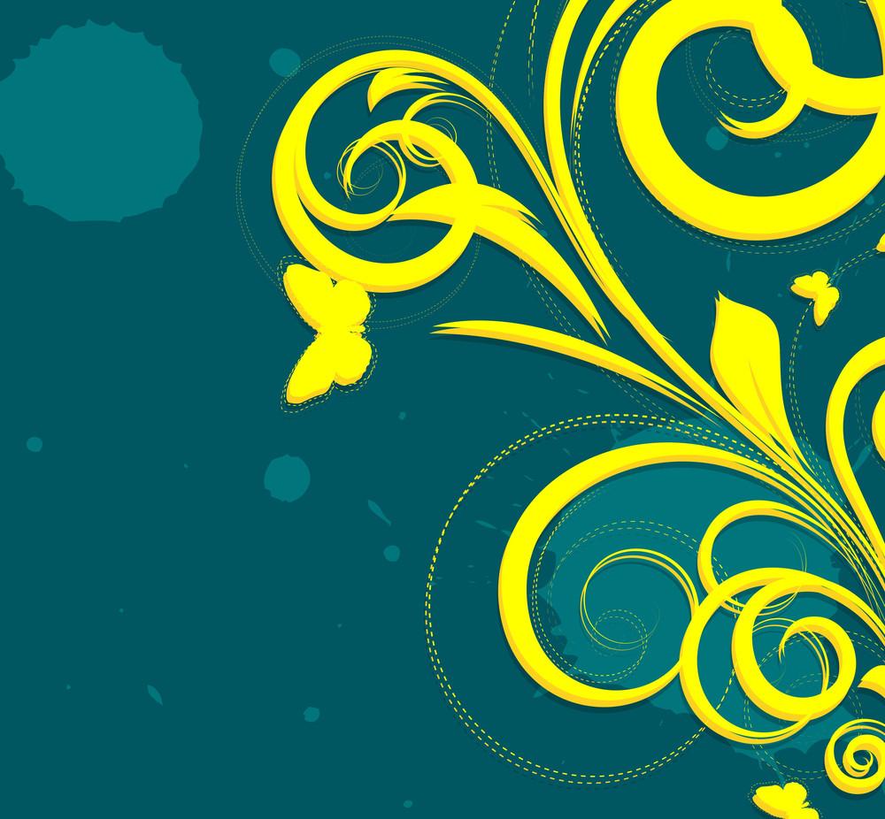 Swirl Ornate Elements Designs
