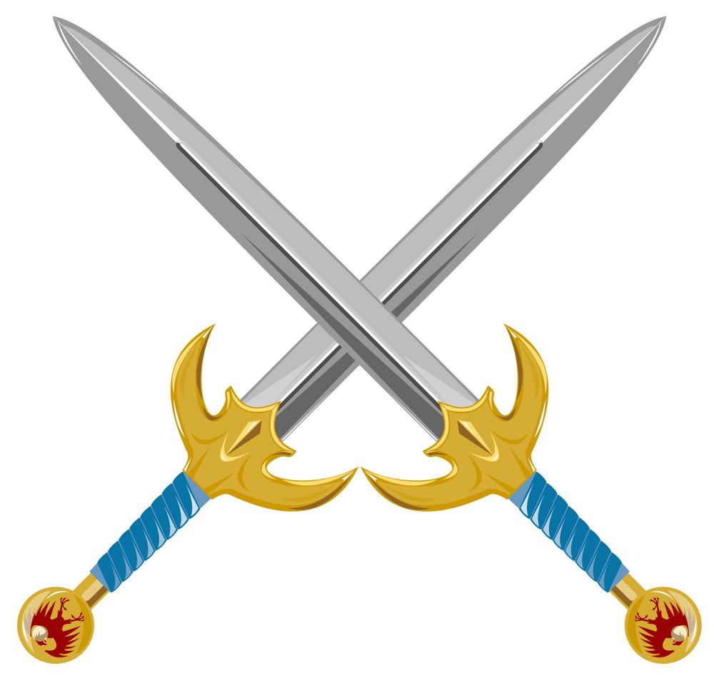 Sword Crossed Over