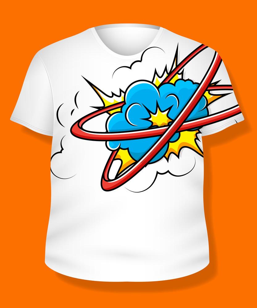 T-shirt Vetor Design