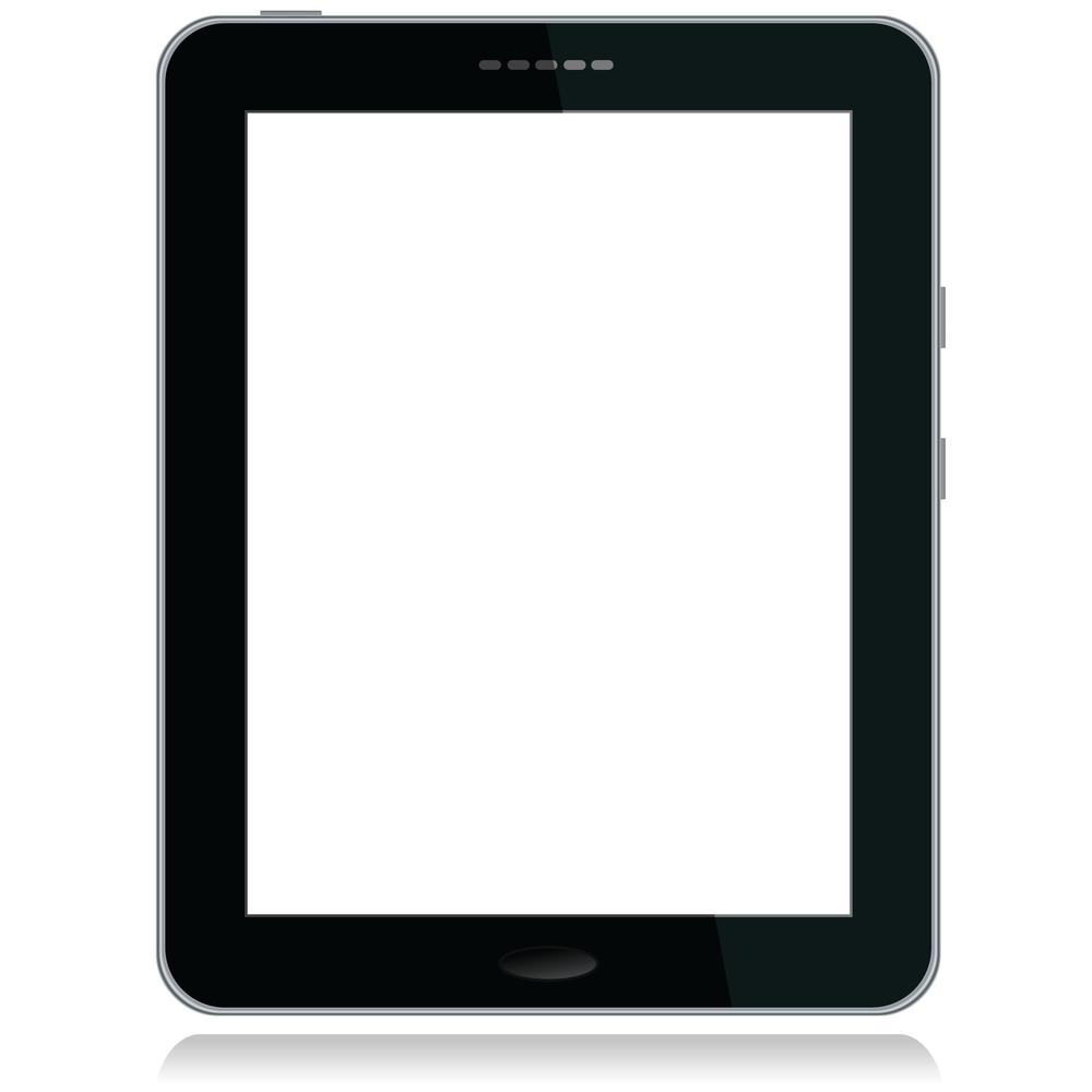 Tablet-portrait-white