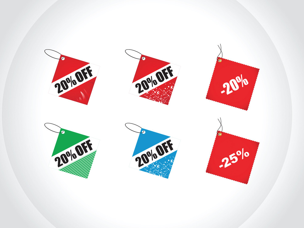 Tags For Off Sale