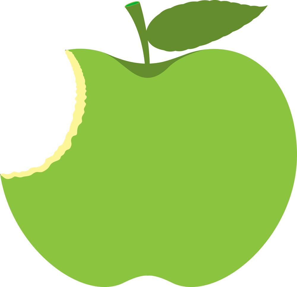 Tasty Green Apple