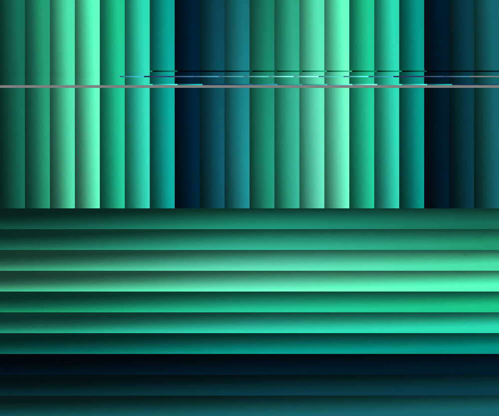 Teal Lines Texture Background