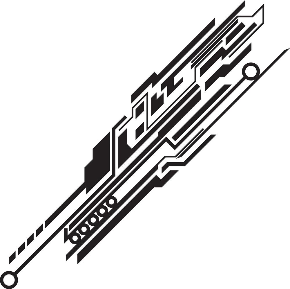Tech Vector Element