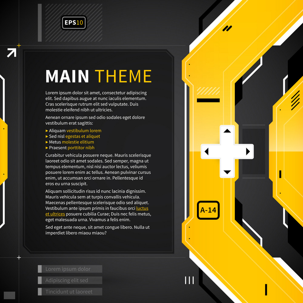 Abstract Background In Techno Style. Useful For Web Design And Advertising.