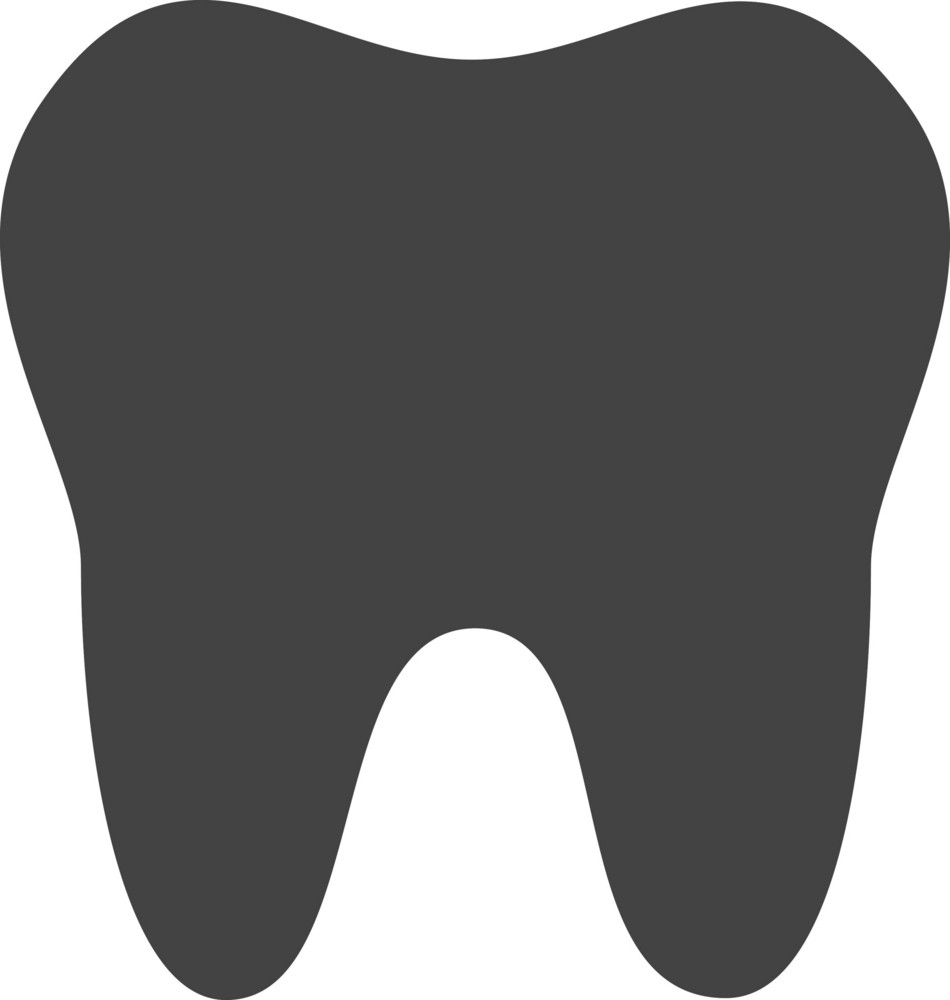 Teeth Glyph Icon