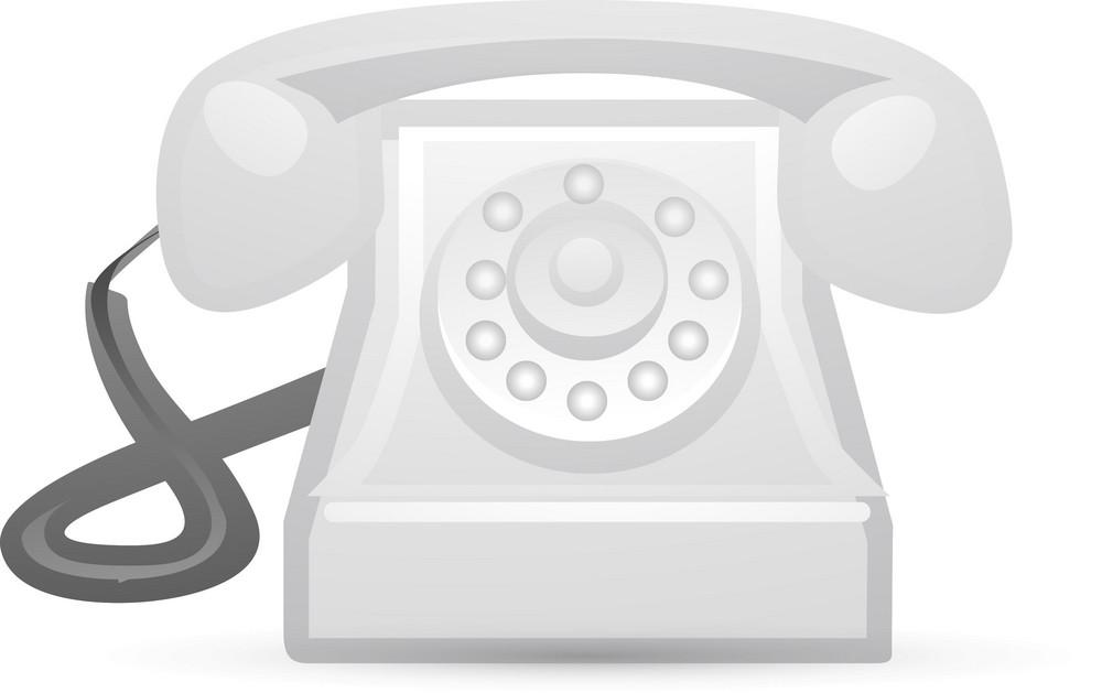 Telephone Lite Ecommerce Icon