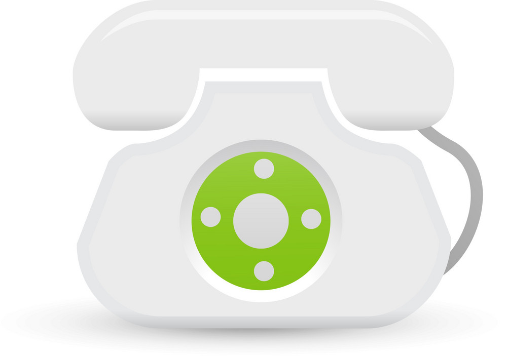 Telephone Lite Media Icon