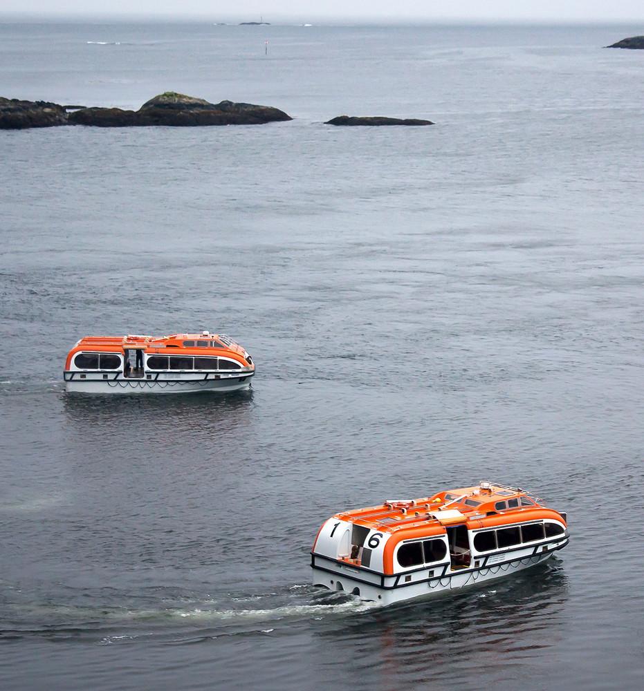 Tendering Boats