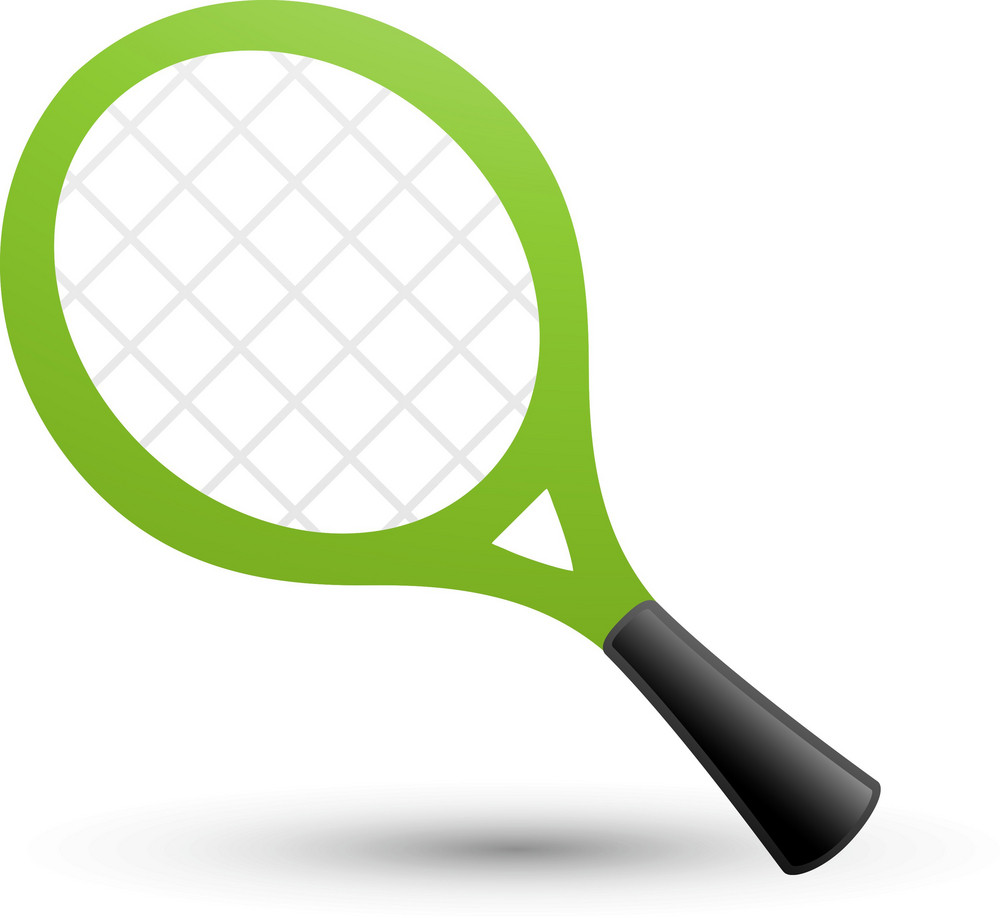 Tennis Racquet Lite Sports Icon