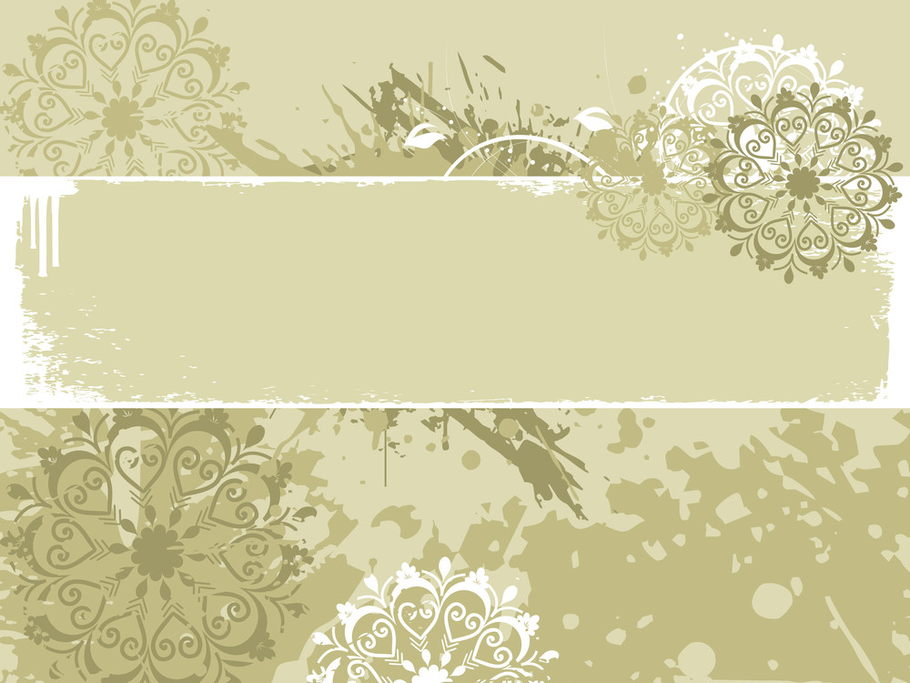 Texture Background With Creative Artwork