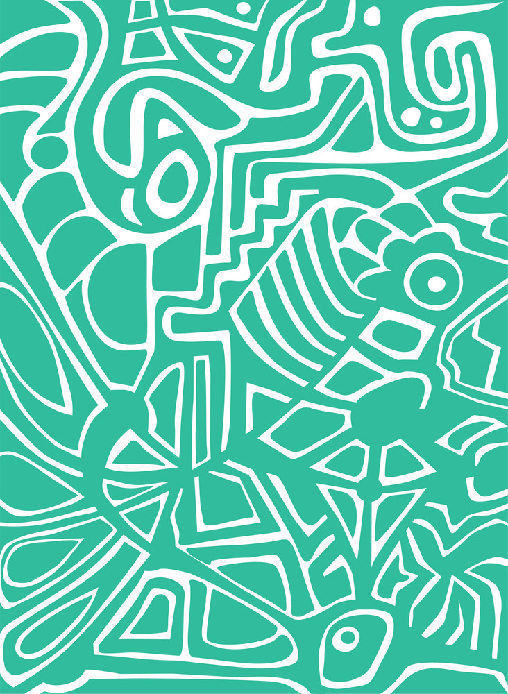 The Abstract  Pattern.