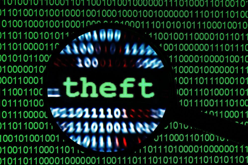 Theft Concept