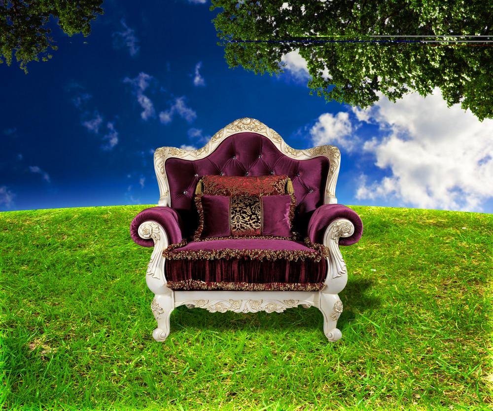Throne Fantasy Background