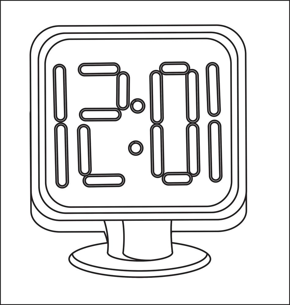 Time Clock Design
