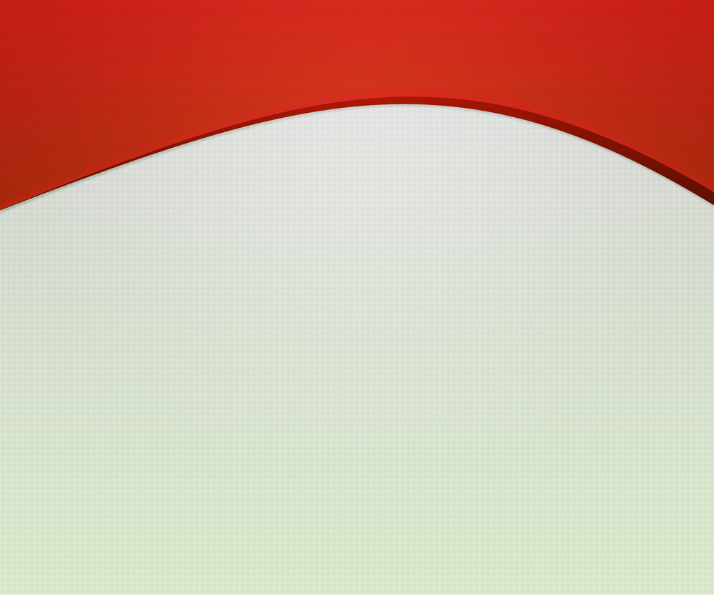 Top Red Element Background