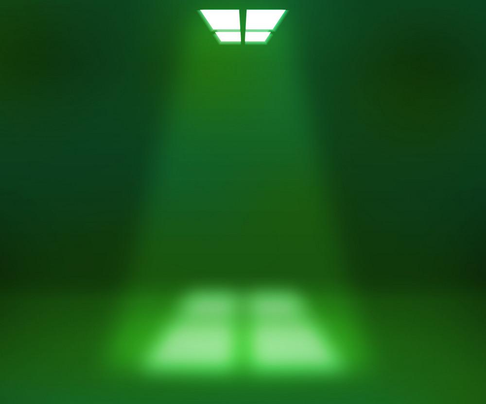 Top Spotlight Green Room Background