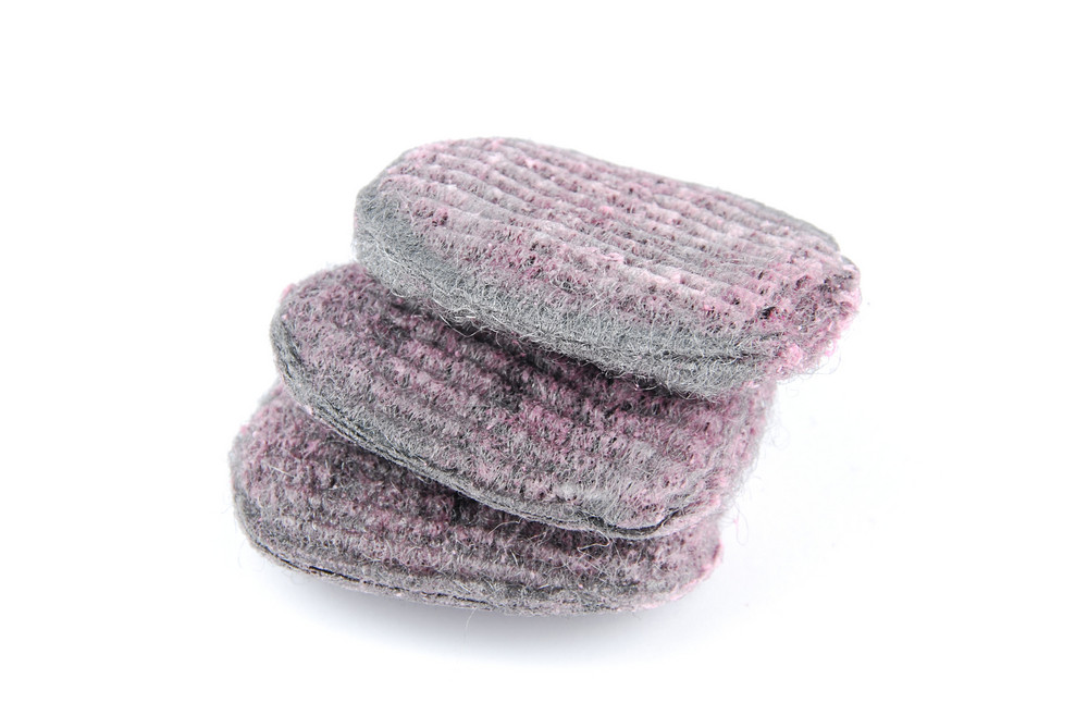 Tower Of Steel Wool Soap Pad (staircase)