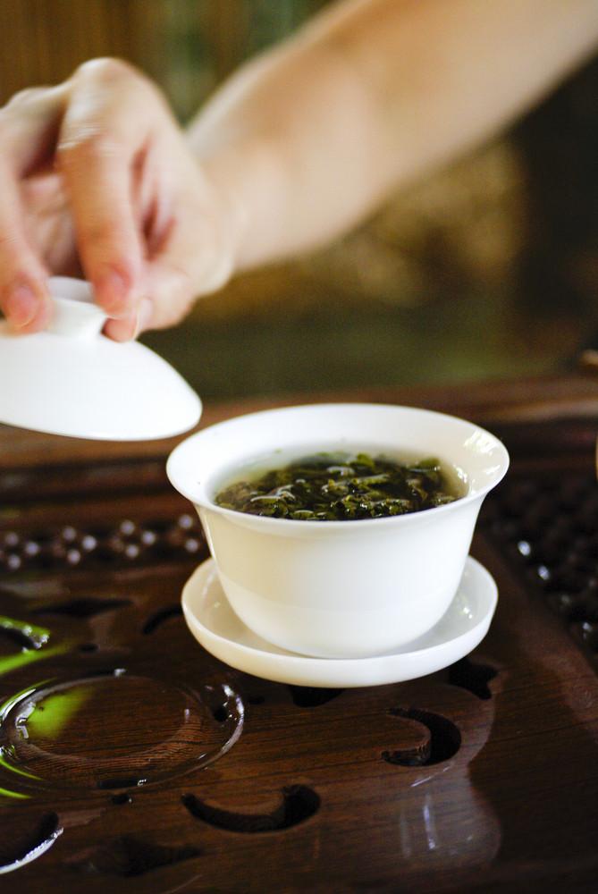 traditional china tea