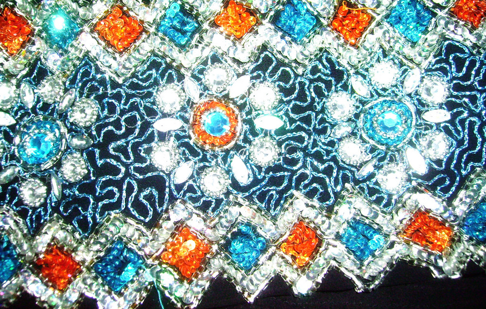 Traditional Embroidery Design