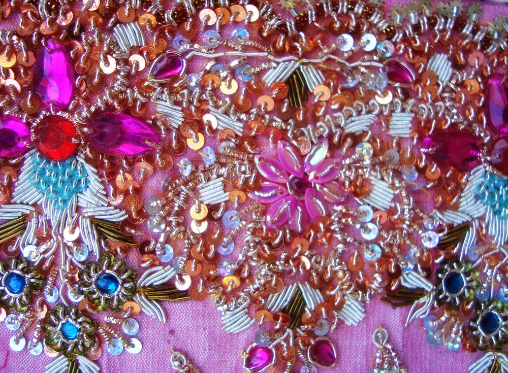 Traditional Indian Embroidery