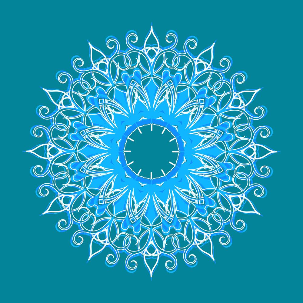 Traditional Snowflake Design