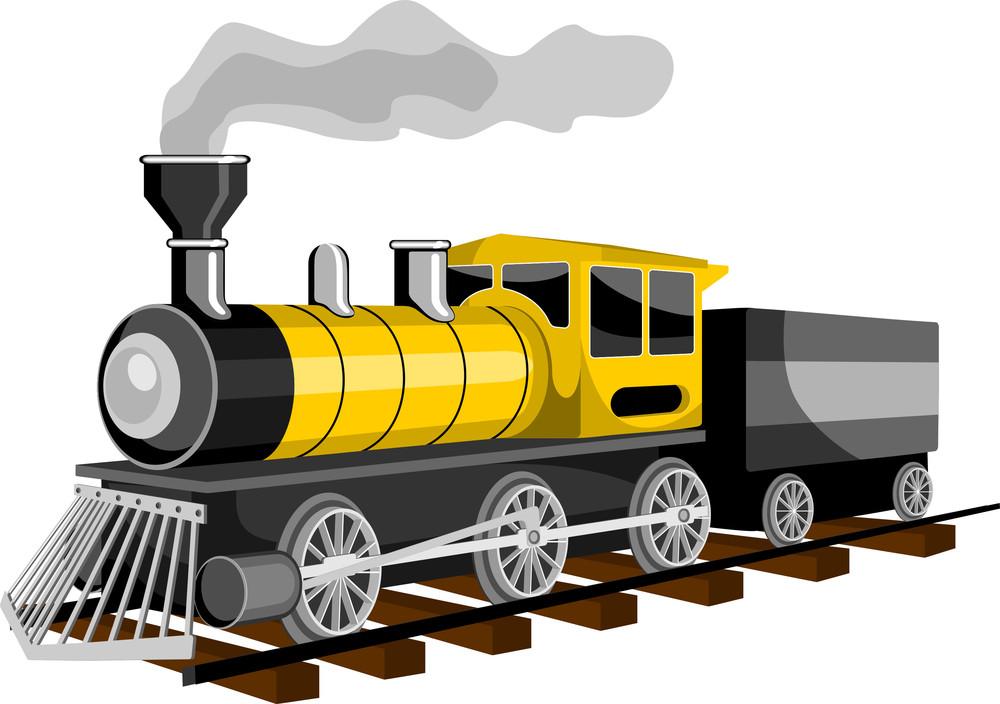 Traditional Train