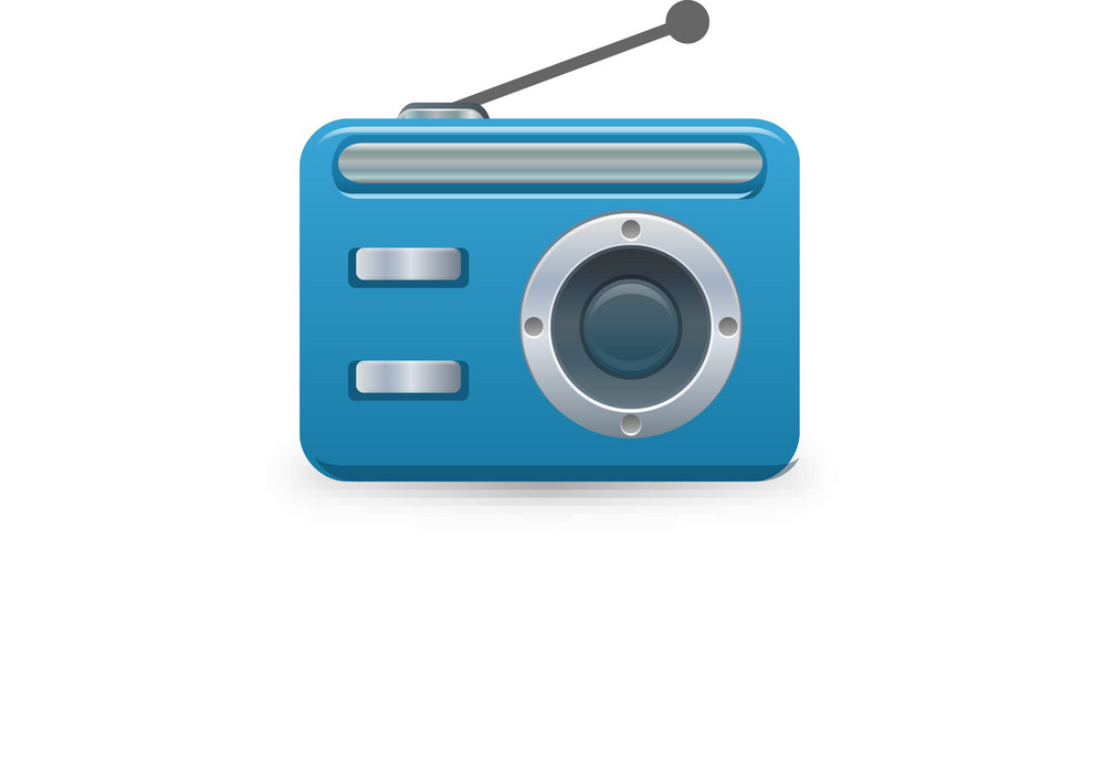 Transitor Radio Lite Plus Icon