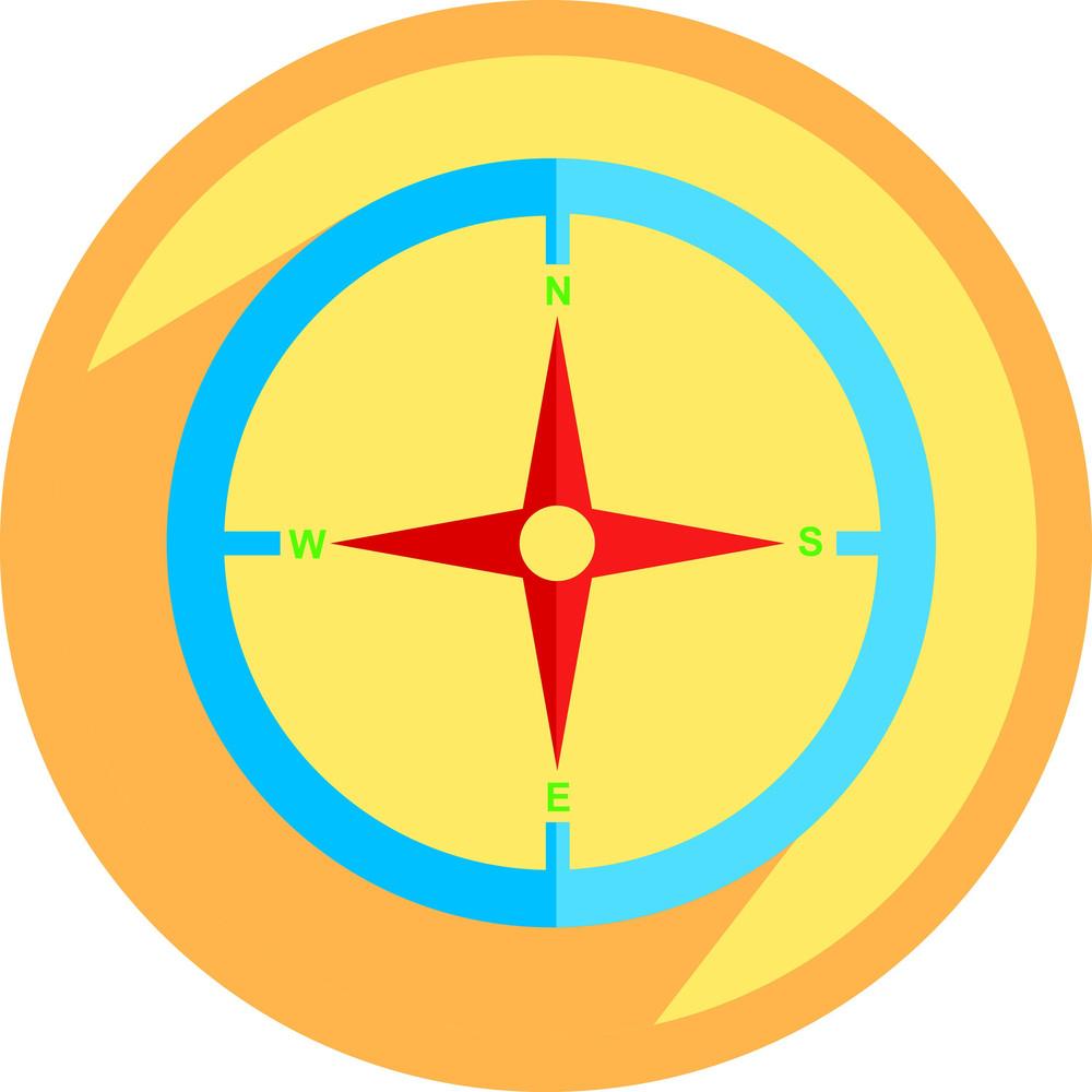 Travel Compass Design