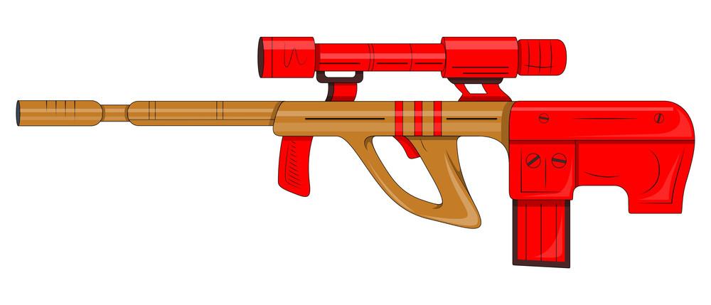 Trendy Shooting Gun