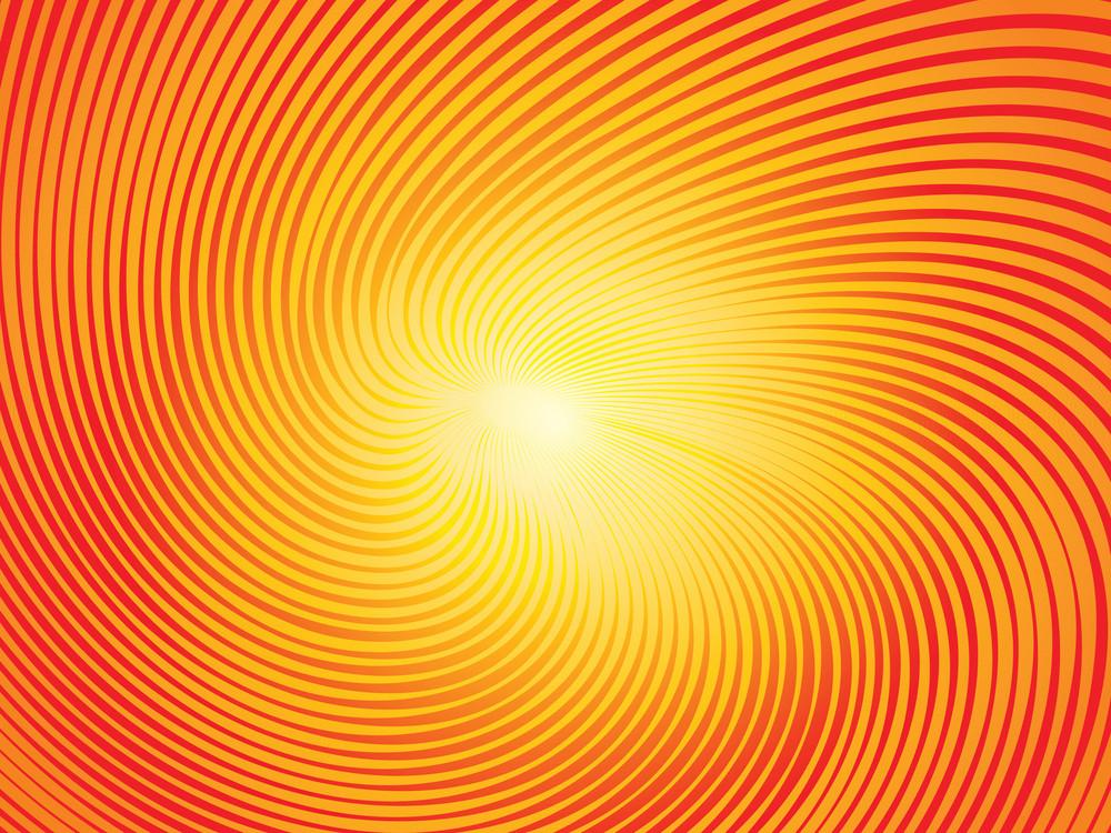 Trendy Sunburst