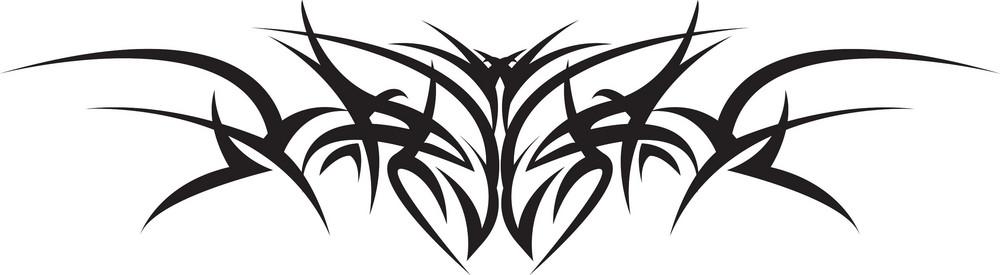 Tribal Vector Element