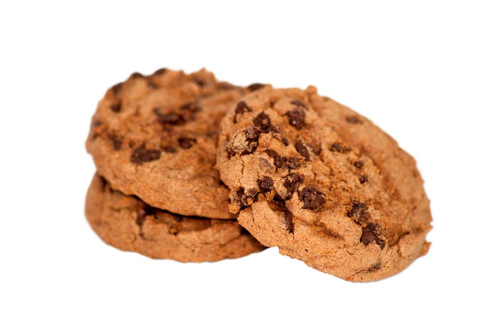 Trio Of Chocolate Cookies
