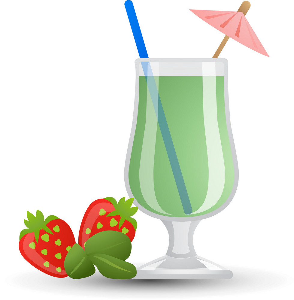 Tropical Cocktail Icon 6