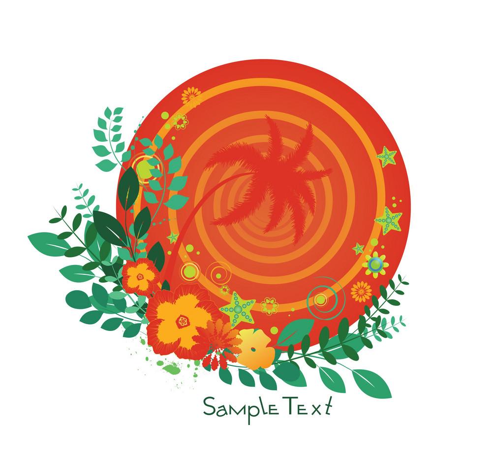 Tropical-emblem
