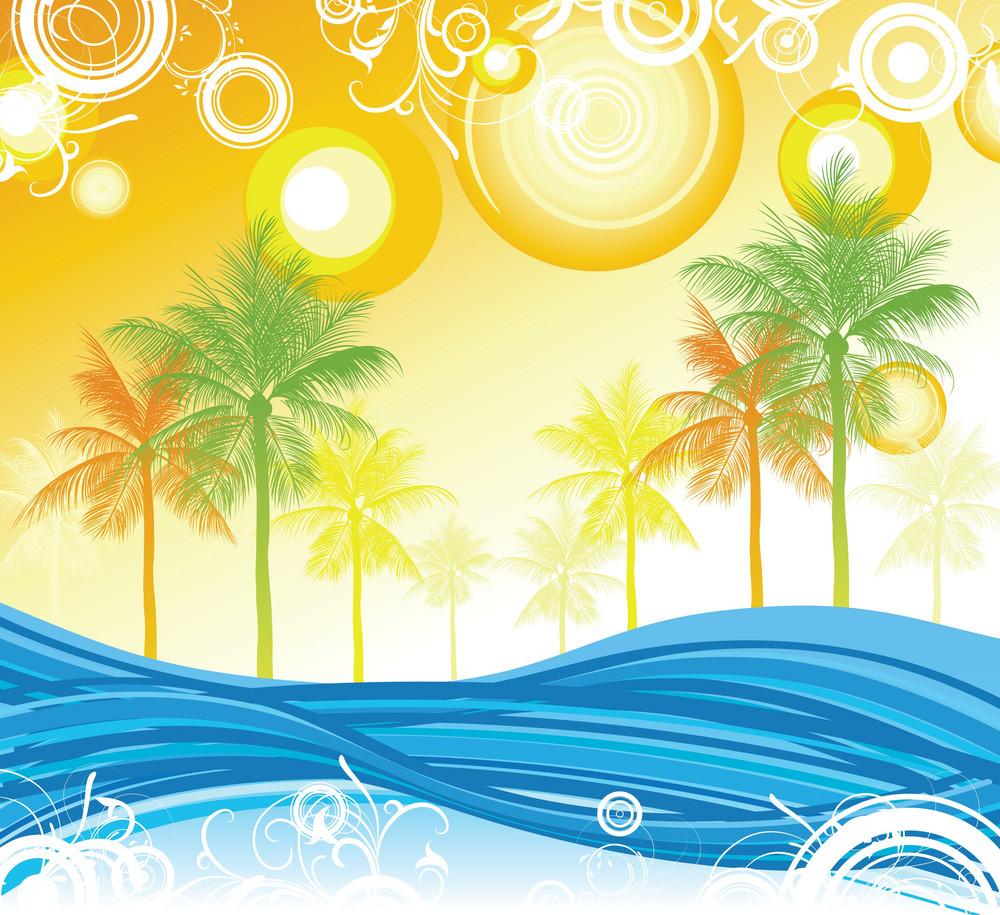 Tropical Illustration