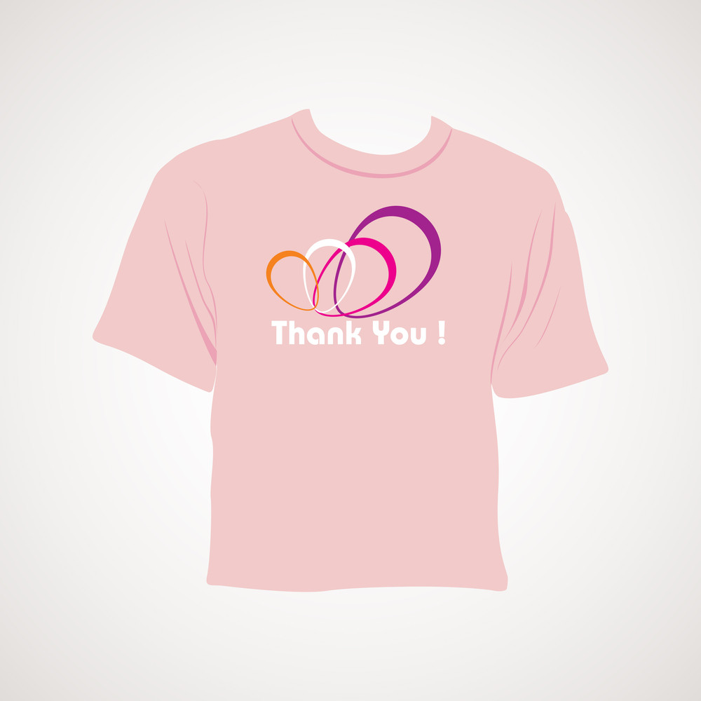 Tshirt For Thank You Day