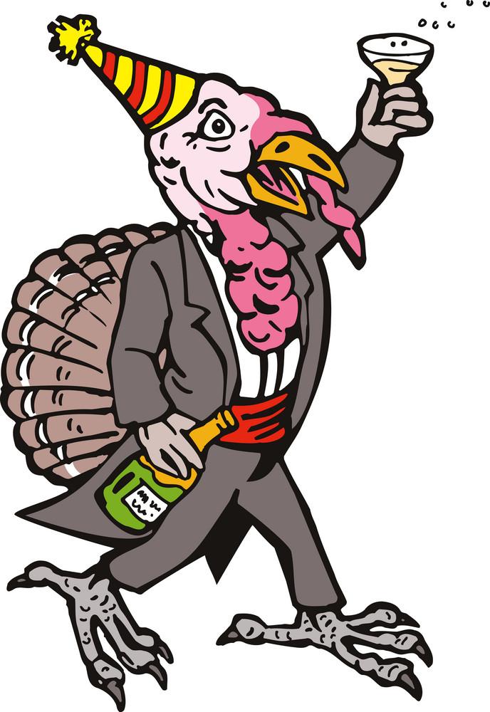 Turkey Suit Retro