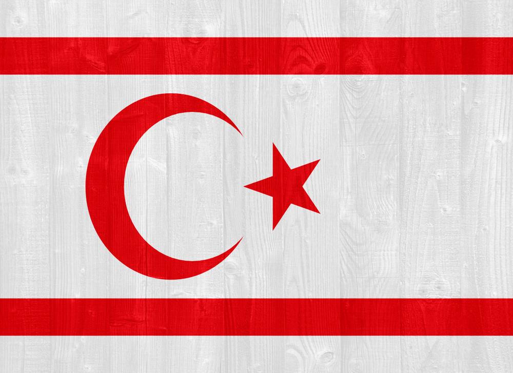 Turkish Republic Of Northern Cyprus Flag
