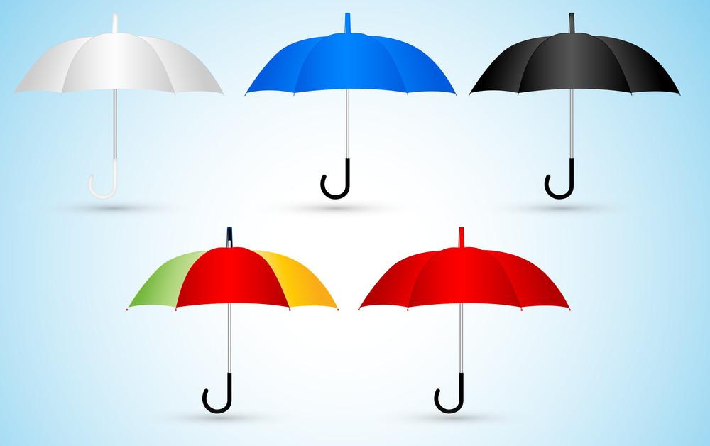 Umbrella Vector Designs