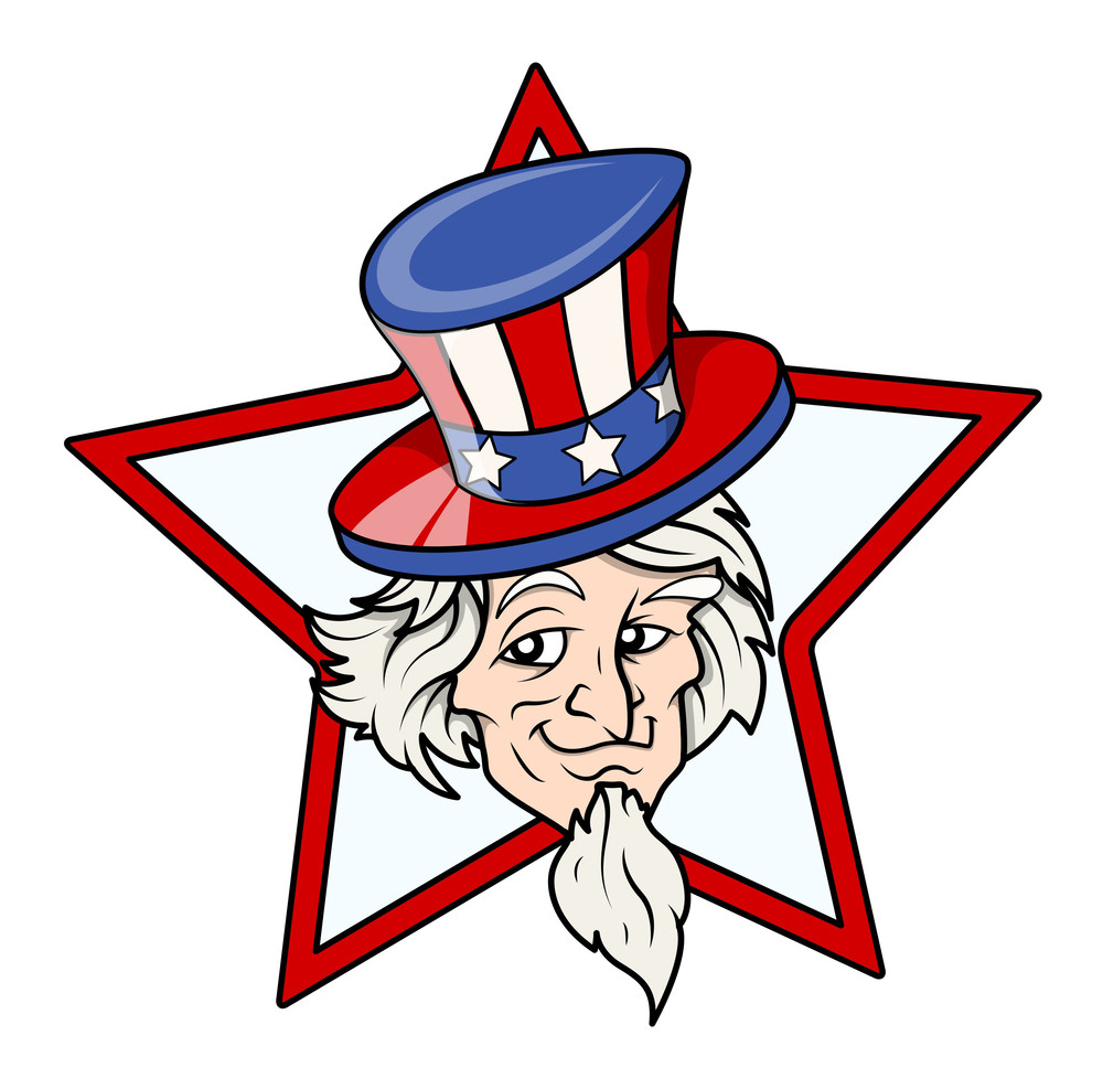 Uncle Sam Face