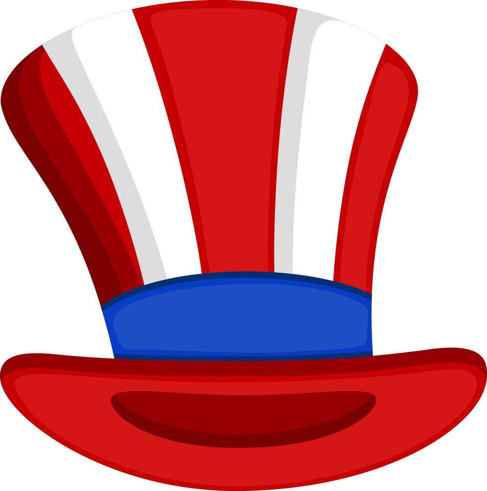 Uncle Sam Hat Design