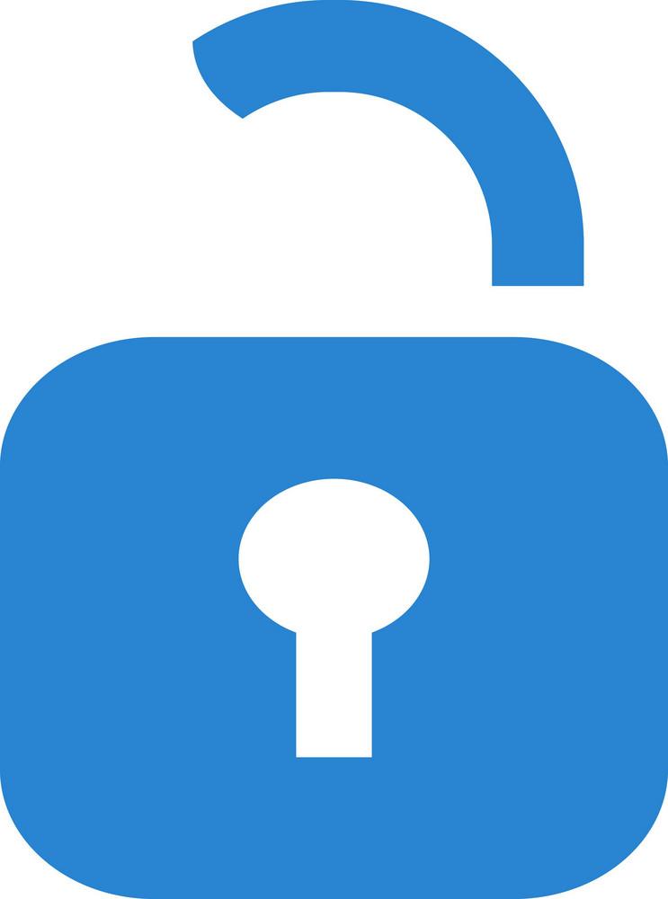 Unlock Simplicity Icon