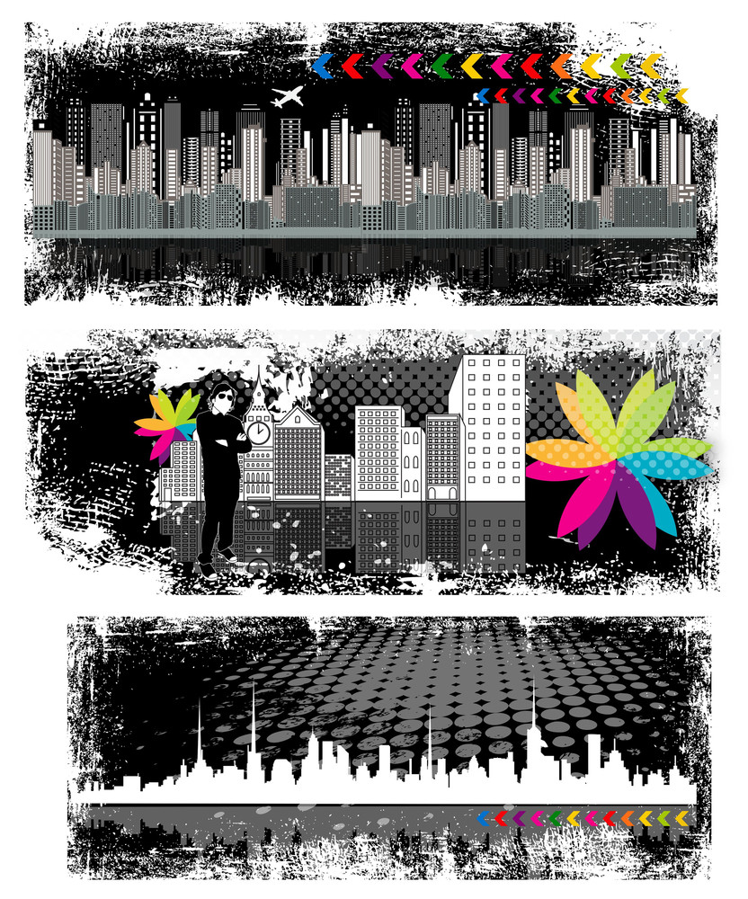 Urban Banners Designs
