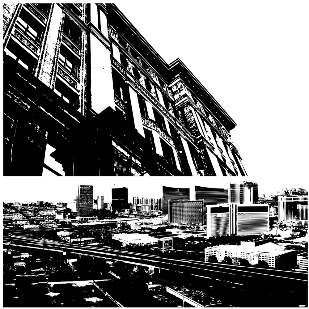 Urban Buildings And City Graphics