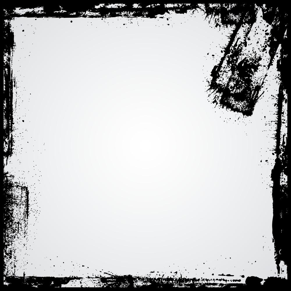 Urban Grunge Frame